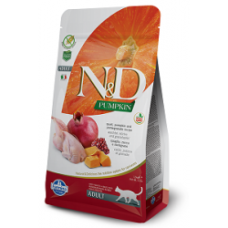 FARMINA N&D PUMPKIN  Quail&Pomegranate 0.3kg